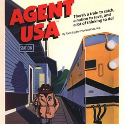Agent USA (C64 Version)