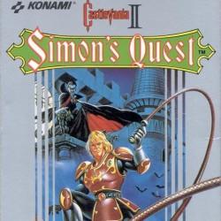 Castlevania II : Simon
