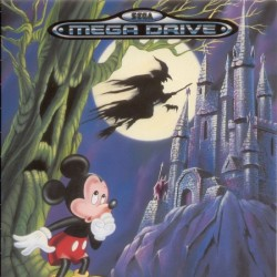 Castle Of Illusion : Starring Mickey Mouse (Megadrive Version)