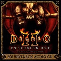 Diablo II Expansion Set : Lord of Destruction Soundtrack Audio CD