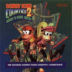 Donkey Kong Country 2 : Diddy