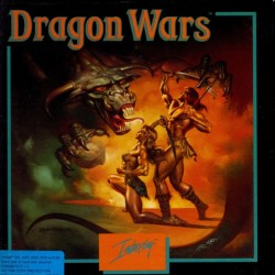 Dragon Wars (Amiga Version)