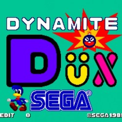 Dynamite Dux (Arcade Version)