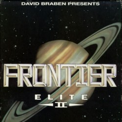 Frontier : Elite II (DOS Version)