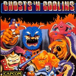 Ghosts N Goblins (Amiga Version)