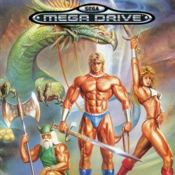 Golden Axe (Megadrive Version)