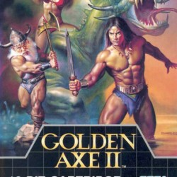 Golden Axe II (Megadrive Version)