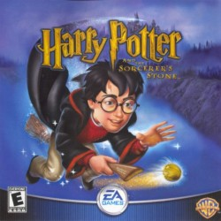 Harry Potter And the Sorcerer Stone (PC Version)