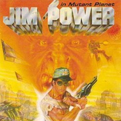 Jim Power In Mutant Planet  (Atari ST Version)