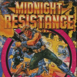 Midnight Resistance (ZX Spectrum Version)