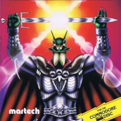 Nemesis the Warlock (C64 Version)