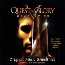 Quest For Glory V : Dragon Fire - Original Music Soundtrack