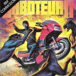Saboteur II (C64 Version)