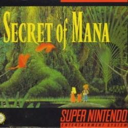 Secret of Mana (SNES Version)
