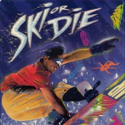 Ski or Die (Commodore 64 Version)