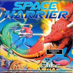 Space Harrier (Amiga Version)