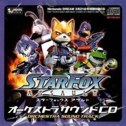 Star Fox Assault Orchestra Sound Track