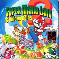 Super Mario Land 2 : 6 Golden Coins