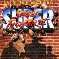 Super Street Fighter II (DOS Version)