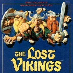 The Lost Vikings (Amiga Version)