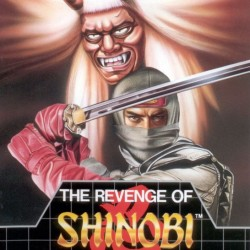 The Revenge Of Shinobi (Megadrive Version)