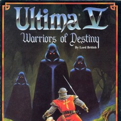 Ultima V : Warriors of Destiny (Commodore 64 Version)