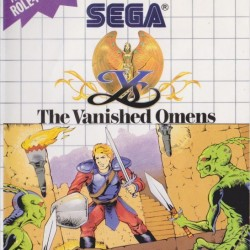 Ys : The Vanished Omens (Master System Version)