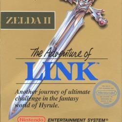 Zelda II : The Adventure of Link (NES Version)