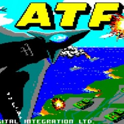 ATF : Advanced Tactical Fighter (Amstrad CPC Version)
