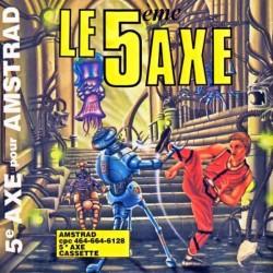 Le 5ème Axe (Amstrad CPC Version)