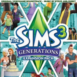 The Sims 3 : Generations Original Videogame Soundtrack