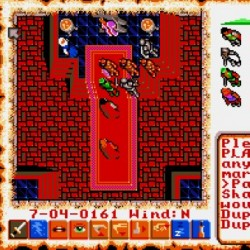 Ultima VI : The False Prophet (Atari ST Version)