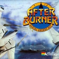 After Burner (Amiga Version, 1988)