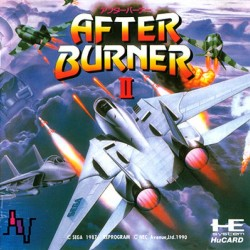 After Burner II (Atari ST Version)