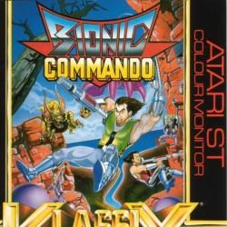 Bionic Commando (Atari ST Version)