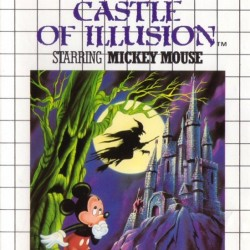 Castle Of Illusion : Starring Mickey Mouse (Master System Version)