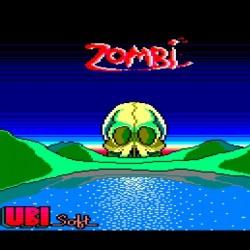 Zombi (Amstrad CPC Version)