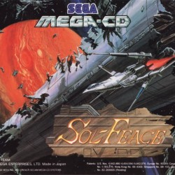 Sol-Feace (Mega-CD Version)