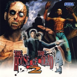 The House of the Dead 2 (Dreamcast Version)