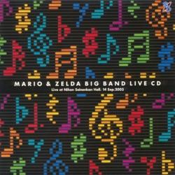 Mario & Zelda Big Band Live CD
