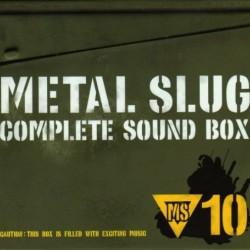 Metal Slug Complete Sound Box