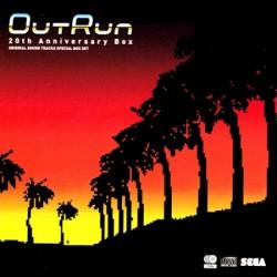 OutRun 20th Anniversary Box