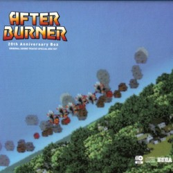 After Burner 20th Anniversary Box