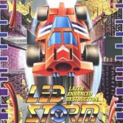 L.E.D. Storm (Atari ST Version)