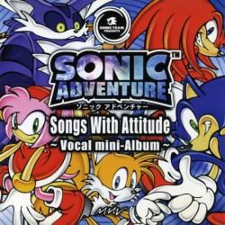 Sonic Adventure Songs With Attitude - Vocal Mini-Album