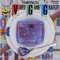 Namco Video Game Graffiti Volume 1