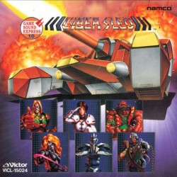 Namco Game Sound Express Vol.10 : Cyber Sled