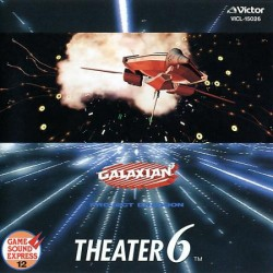 Namco Game Sound Express Vol.12 : Galaxian3 Project Dragoon Theater 6