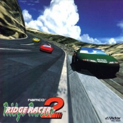 Namco Game Sound Express Vol.14 : Ridge Racer 2