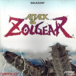 Namco Game Sound Express Vol.16 : Galaxian3 Attack of the Zolgear